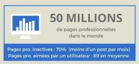 page facebook pro infographie