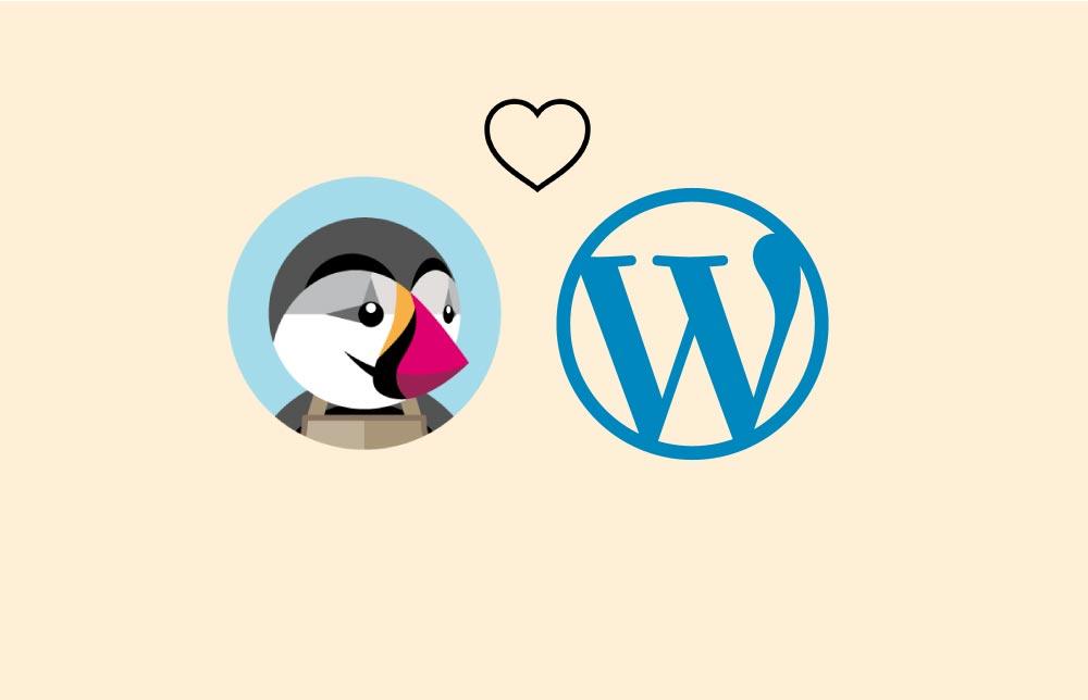 Quand WordPress et PrestaShop se marient et fusionnent !