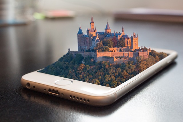 chateau-smartphone