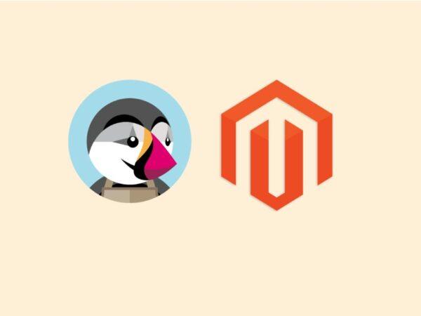 Création de sites & CMS e-commerce : Prestashop VS Magento