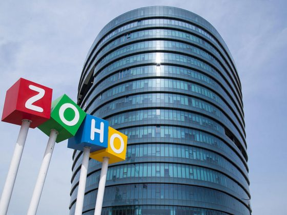 ZOHO-Chennai-Office