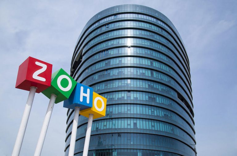 ZOHO-Chennai-Office