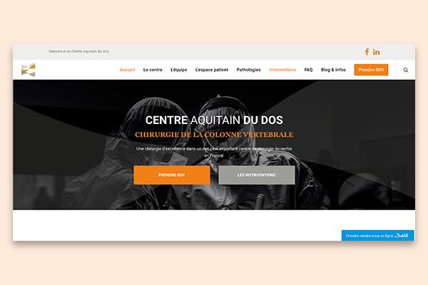 Centre Aquitain du Dos